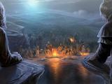 Giant colony