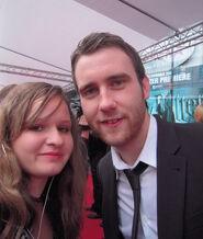 Matthew Lewis + Fan