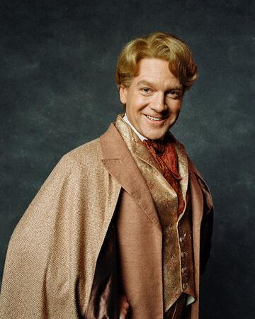 Gilderoy Lockhart Wiki Harry Potter Fandom