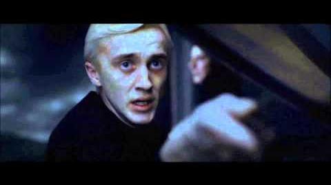 Śmierć Dumbledora po angielsku