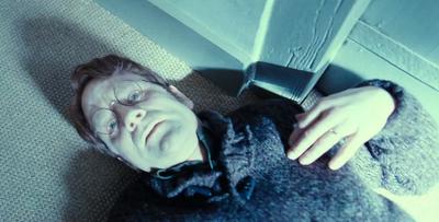 James martwy