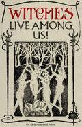 MinaLima Store - Witches Live Among Us!