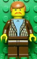 Vernon Dursley LEGO