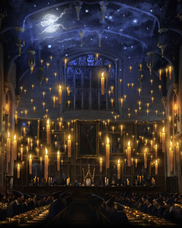 Great Hall Harry Potter Wiki Fandom