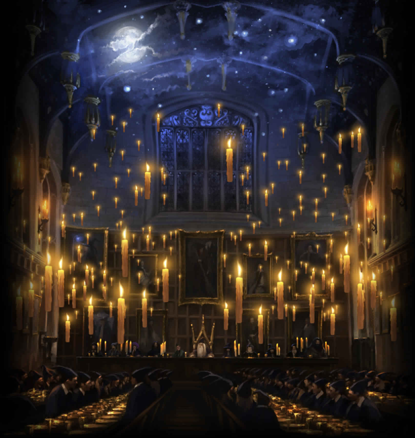Great Hall Harry Potter Wiki