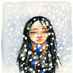 Чжоу Чанг (fan-art by feliciacano)