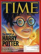 Okładka Time z rysunkiem Mary