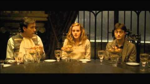 Slughorn's Dinner - Harry Potter and the Half-Blood Prince HD