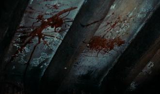 Bathilda's blood