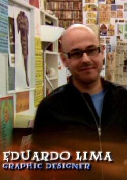 Eduardo Lima (Films Graphic Designer)