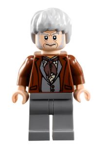 Garrick Olivander som en Lego minifigur