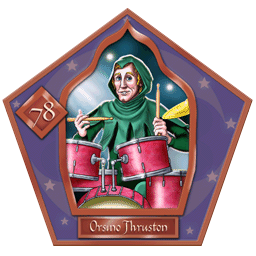 Orsino Thruston-78-chocFrogCard