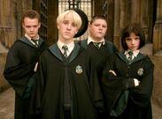 POA Draco Malfoy's gang