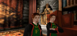 Fred et George HP2 - PS1