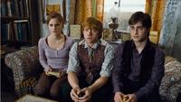 Hermine, Ronny og Harry