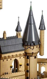 Lego wieża kamiennego mostu 71043
