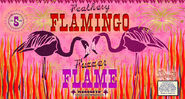 MinaLima Store - Flamingo Flame from Weasleys' Wizard Wheezes