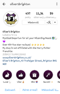 Oliver's Brighton Instagram (2)