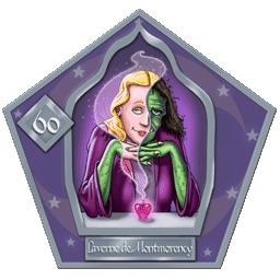 Laverne De Montmorency-60-chocFrogCard