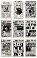MinaLima Store - The Daily Prophet - Compilation