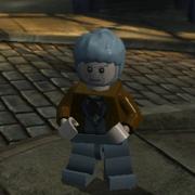 Garrick Ollivander LEGO HP1-4