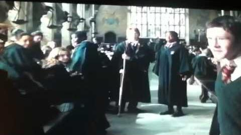 Harry Potter and the Prisoner of Azkaban End Scene