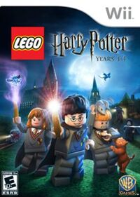 Lego Harry Potter År 1 til 4