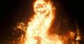 Serpente de fogo de Voldemort