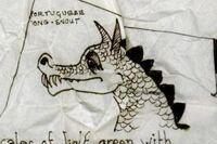Португальский длиннорылый дракон (Portuguese Long Snout)