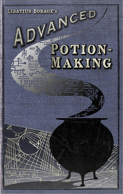 Advanced Potion Making Book