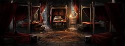 B1C10M1 Gryffindor Dormitory