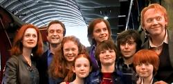 Epilogue scene family gathering