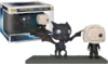 Grindelwald and Thestral movie moments funko pop