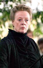 McGonagall Minerva GF
