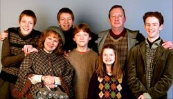 CSf-Promo GroupShot WeasleyFamily