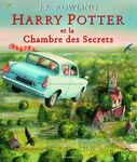 Chamber of Secrets French book cover