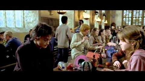 Гарри Поттер и узник Азкабана (Вырезанные сцены)