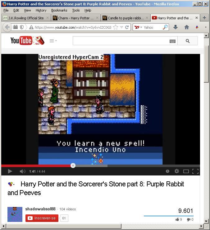Talk:Candle to purple rabbit | Harry Potter Wiki | FANDOM