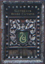 Kapitanowie Slytherinu 1742-1760
