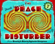 MinaLima Store - The Peace Disturber