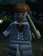 Pettigrew LEGO 1-4