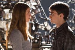 Ginny i harry pokoj