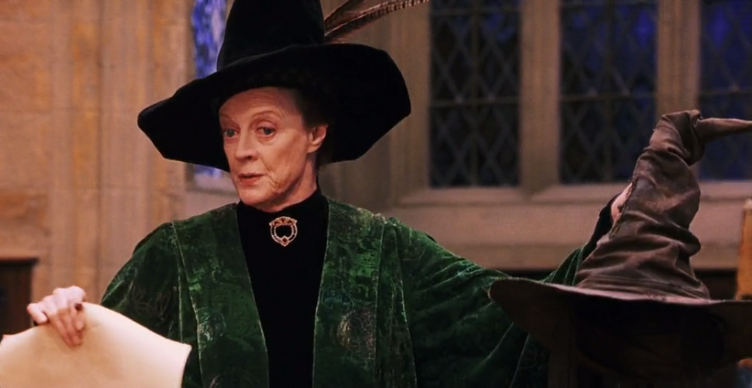 Image result for mcgonagall