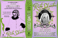 MinaLima Store - The Life & Lies of Albus Dumbledore