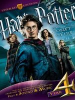 Goblet of Fire DVD Ultimate Edition Cover