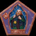 Hengist Of Woodcroft-96-chocFrogCard