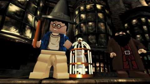Lego Harry Potter Années 1 à 4 Teaser