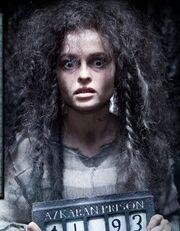 Bellatrix Askaban
