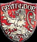 Gryffindor™ Quidditch™ Badge