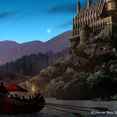 Замок Хогвартс